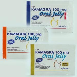 Buy Kamagra Oral Jelly (sildenafil) online