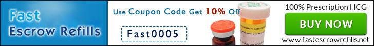 fast escrow refills code