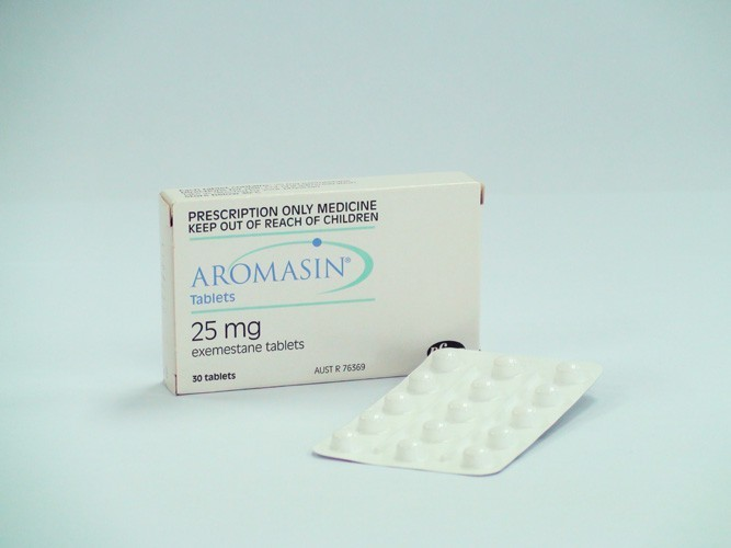 aromasin - Anti Cancer
